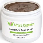 Amara Organics Dead Sea Mud Mask For Face & Body