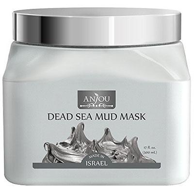 Anjou Dead Sea Mud Mask For Facial Treatment
