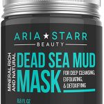 Aria Starr Beauty Natural Dead Sea Minerals Mud Mask