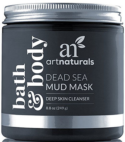 Artnaturals Dead Sea Mud Mask For Face, Body & Hair