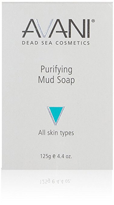 Avani Dead Sea Purifying Mud Soap
