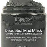 Baebody's Dead Sea Minerals Mud Mask for Facial Treatment