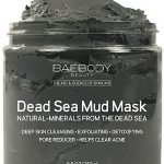 Baebody's Dead Sea Minerals Mud Mask for Facial Treatment