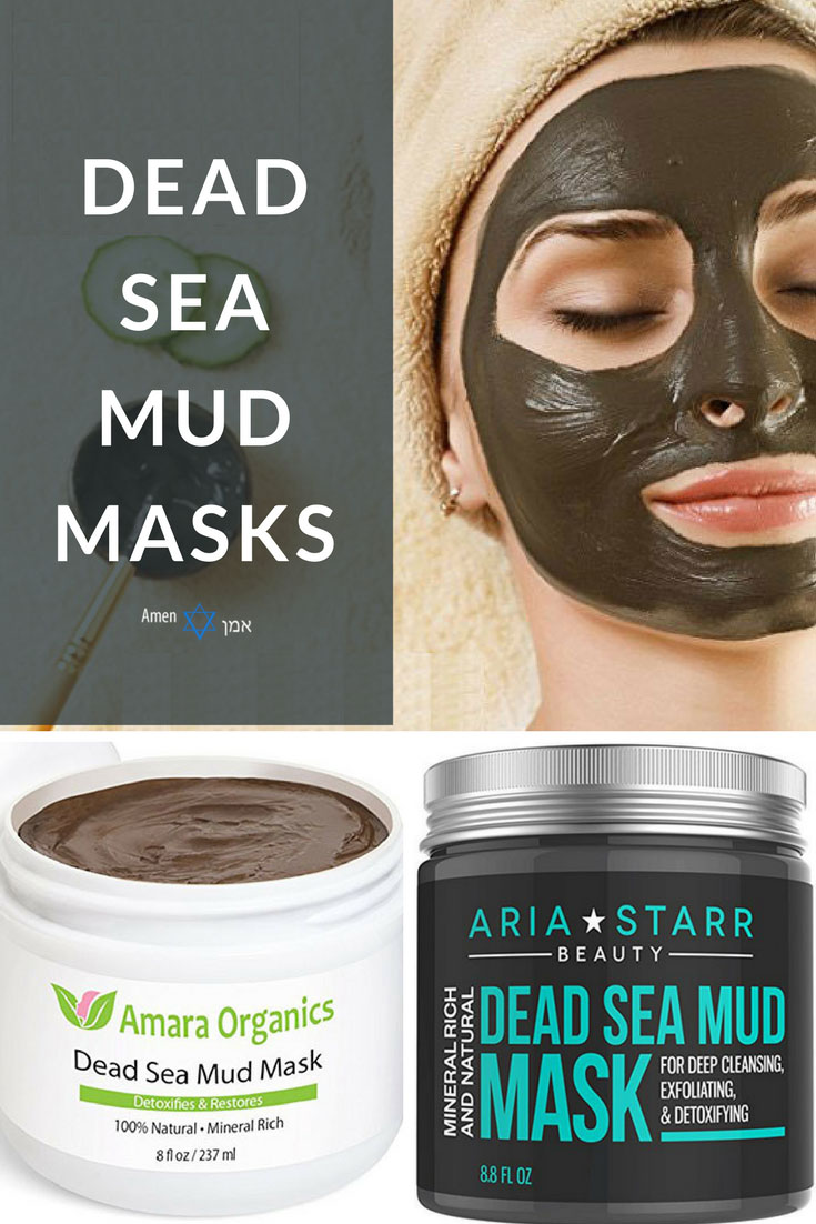 Dead Sea Mud Masks