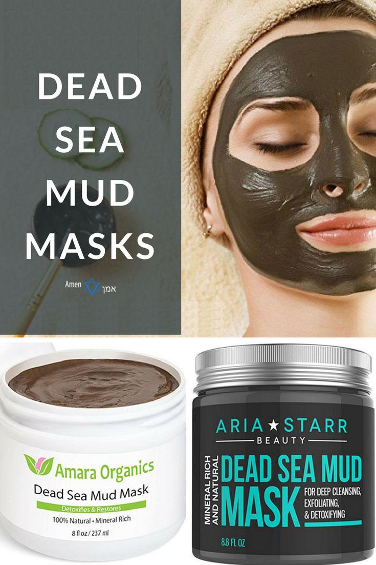 Dead Sea Mud Masks
