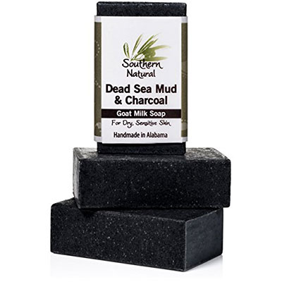 Dead Sea Mud Soap Bars For Acne Psoriasis & Eczema