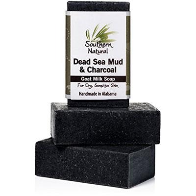 Dead Sea Mud Soap Bars For Acne Psoriasis & Eczema