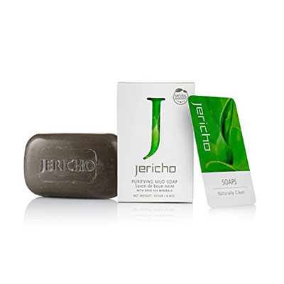 Jericho Cosmetics The Original Dead Sea Mud Soap Bar
