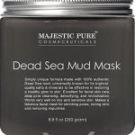 Majestic Pure Natural Dead Sea Mud Mask Facial Cleanser