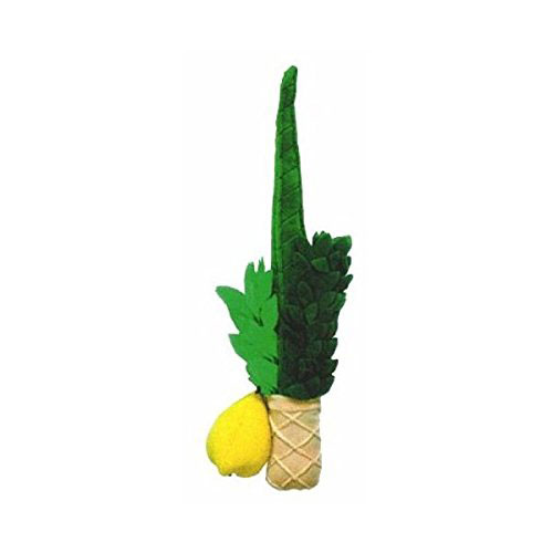 Plush Lulav Esrog Set