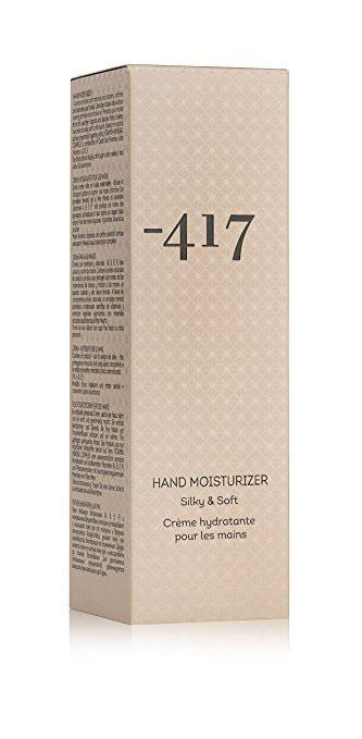 417 Dead Sea Cosmetics Anti Aging Hand Moisturizer Cream