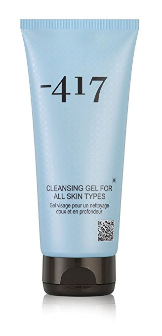 417 Dead Sea Cosmetics Face Wash Energizing Cleansing Gel