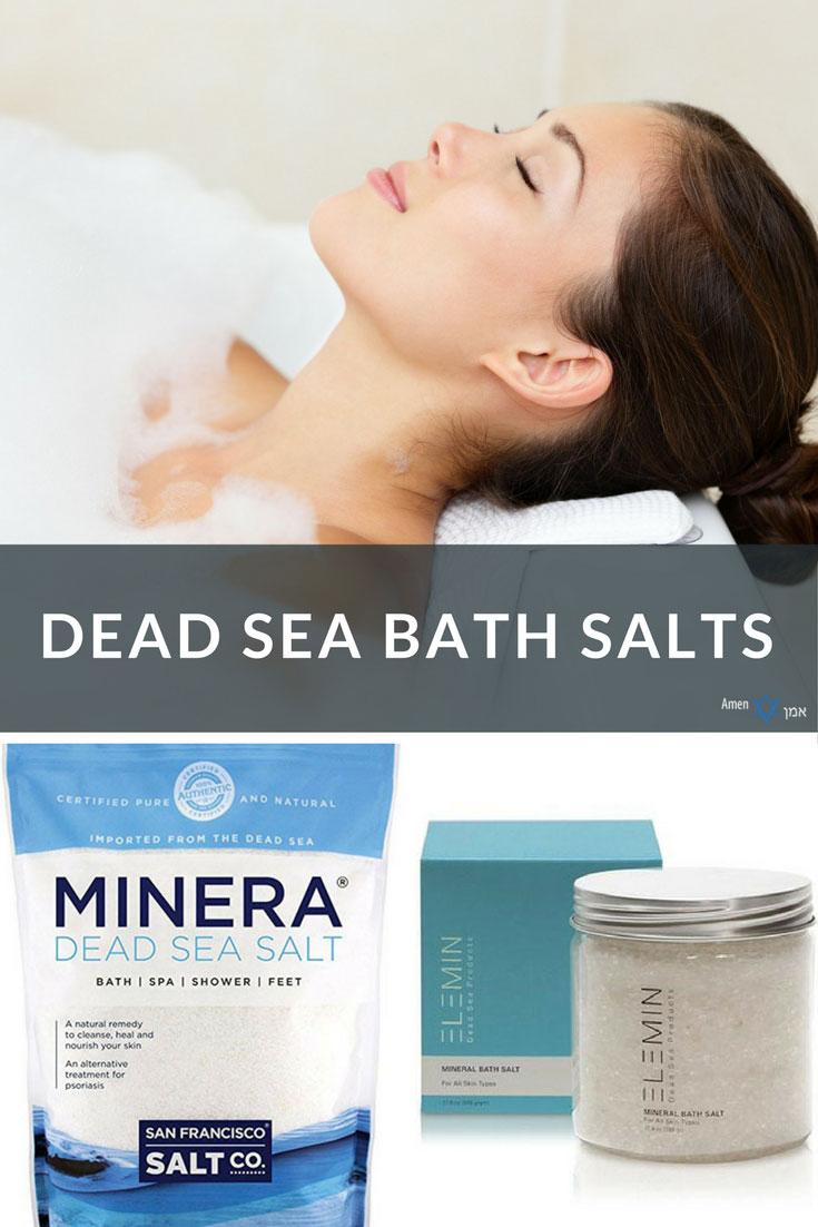 Dead Sea Bath Salts