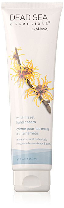 Dead Sea Essentials By Ahava Witch Hazel Hand Cream