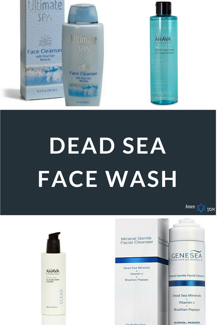 Dead Sea Face Wash