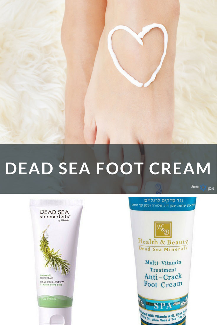 Dead Sea Foot Cream