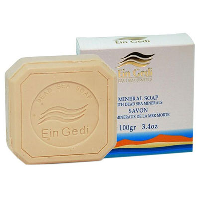 Ein Gedi Dead Sea Mineral Soap