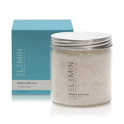 Elemin Dead Sea Mineral Bath Salt Fragrance Free