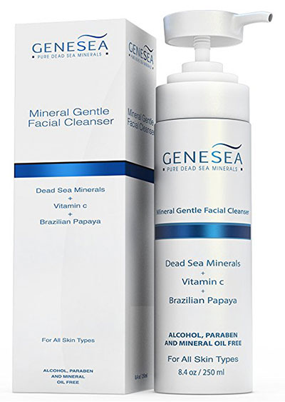 Genesea Vitamin C Facial Cleanser