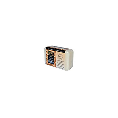 One With Nature Shea Butter Dead Sea Mineral Soap