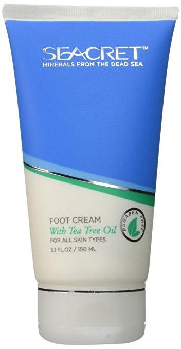 Seacret Foot Cream With Tea Tree Oil