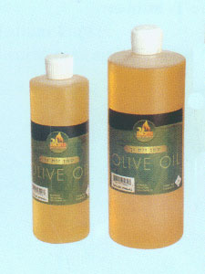 Pure Olive Oil For The Menorah