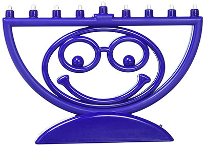 "Rite Lite Ltd ""emoji"" Led Menorah"
