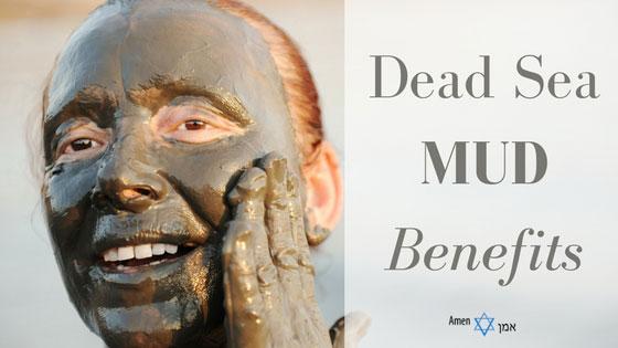 Dead Sea Mud Benefits