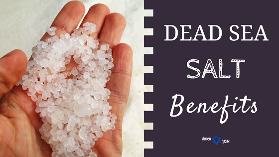 Dead Sea Salt Benefits