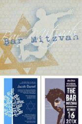 Bar Mitzvah Invitations