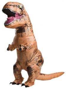 Adult Jurassic World Inflatable Dinosaur Costume