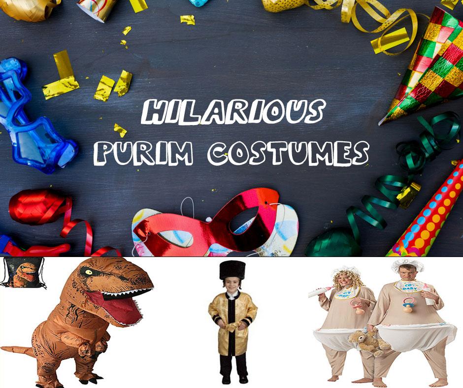 Best Purim Costumes