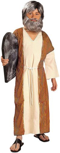Biblical Times Moses Costume Child