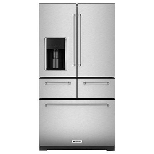 Kitchenaid Krmf706ess French Door Refrigerator