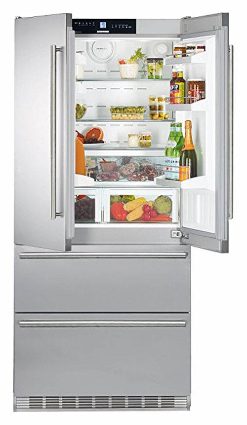 Liebherr Cs2062 French Door Refrigerator