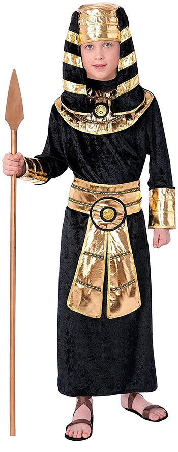 Pharaoh Costume For Kids