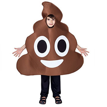 Poop Costume For Kids