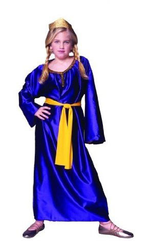 Queen Esther Child Costume
