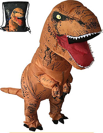 T Rex Dinosaur Inflatable Costume