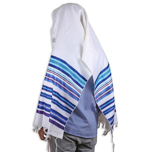 Talitnia Bnei Or Tallit Blue