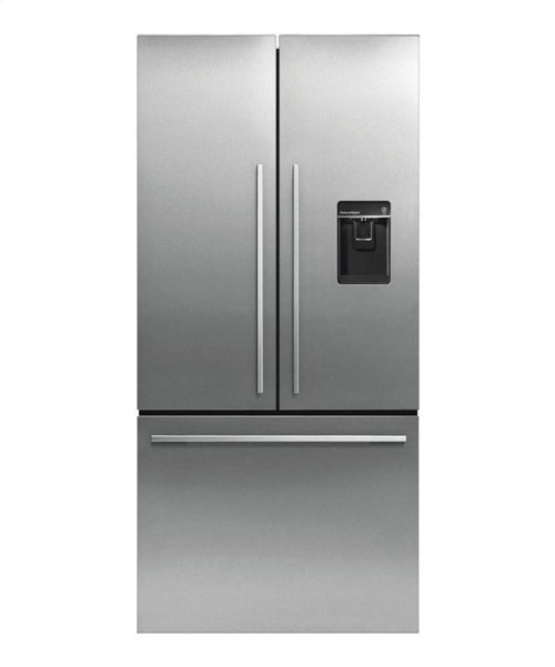 Fisher Paykel Activesmart Rf170adusx4 French Door Refigerator