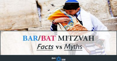 Bar Bat Mitzvah Facts Vs Myths
