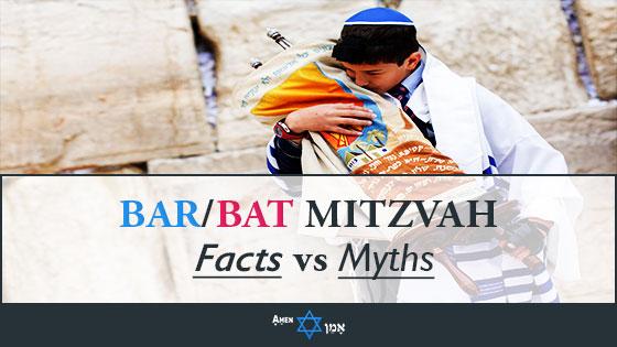 Bar Bat Mitzvah Facts Vs Myths