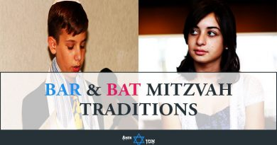 Bar Bat Mitzvah Traditions