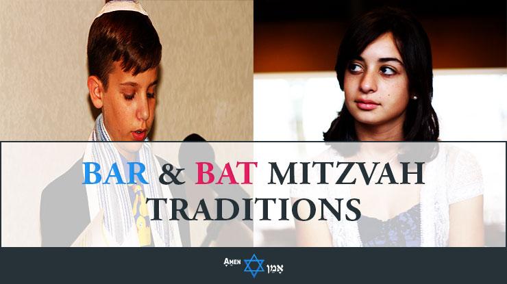 Bar Bat Mitzvah Traditions