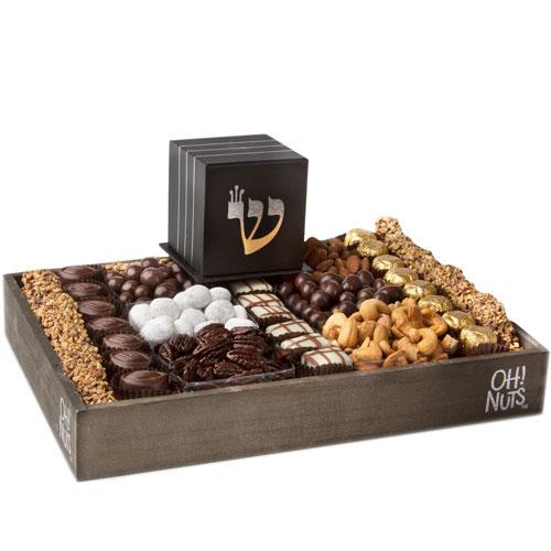 Bar Mitzvah Tefillin Gift Basket
