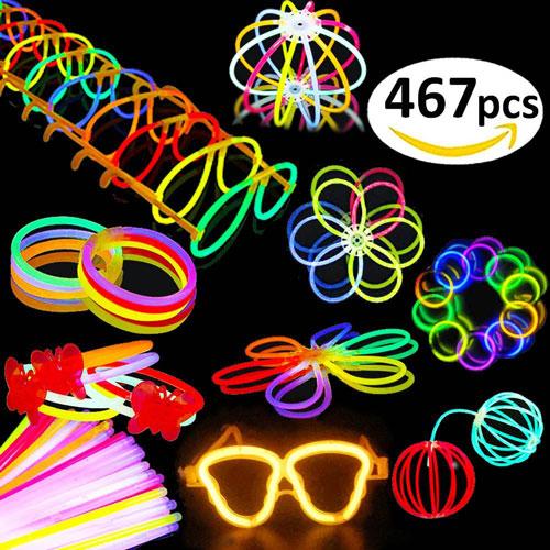 Glow Party Favors 467 Pieces