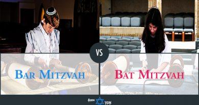 Bar Mitzvah Vs Bat Mitzvah
