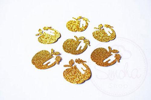 Rosh Hashanah Confetti
