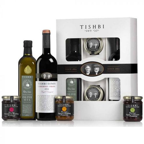 Tishbi Deluxe Gift Set